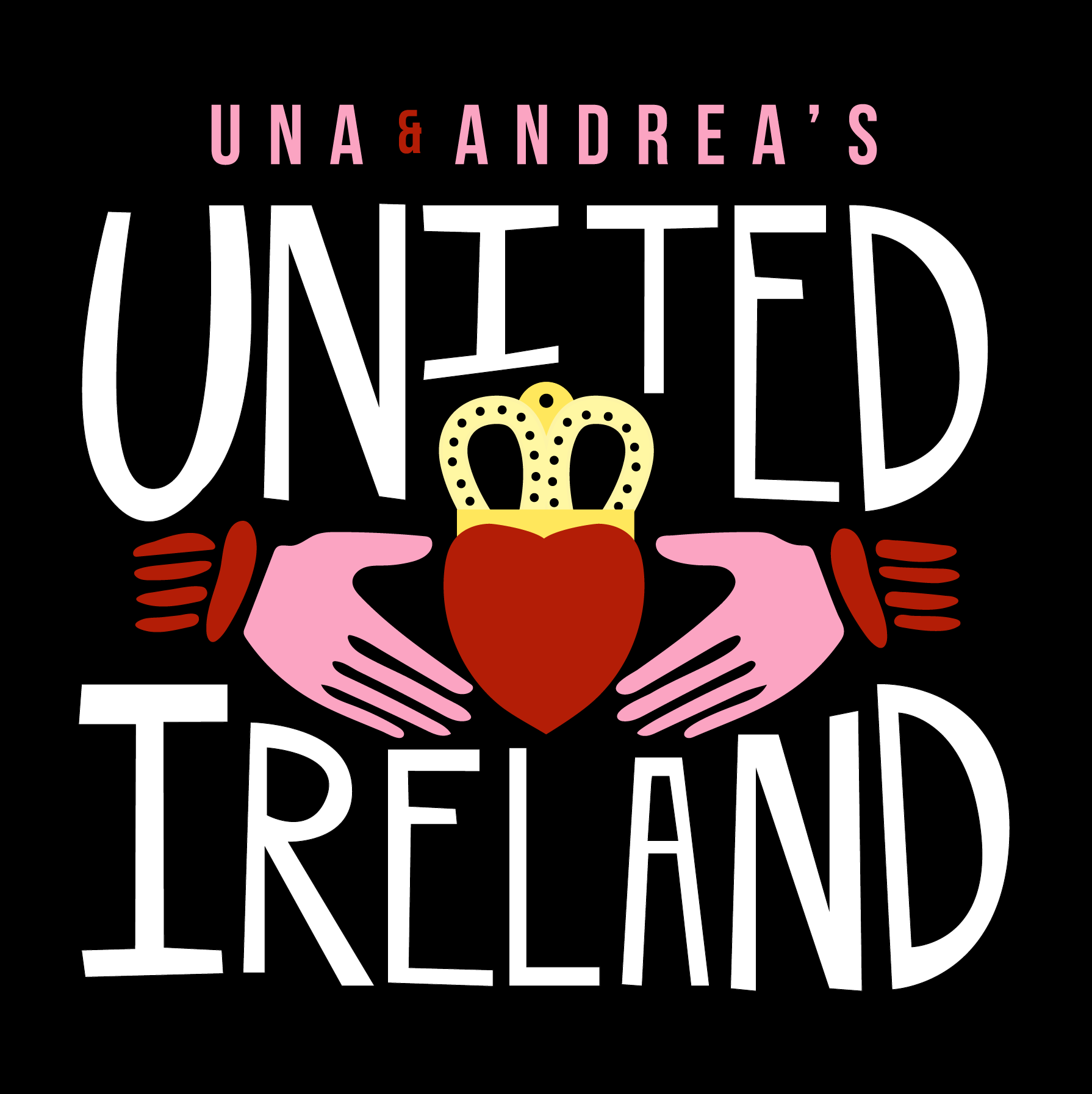 United Ireland Podcast Logo